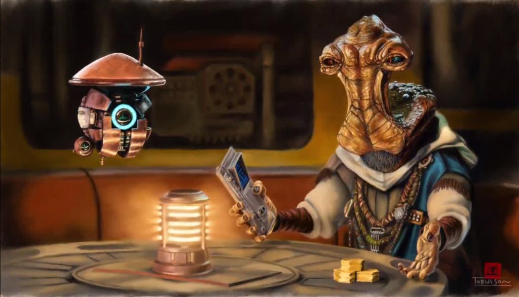 Bisher gibt es keinen Trailer zum neuen Star Wars Abenteuer.