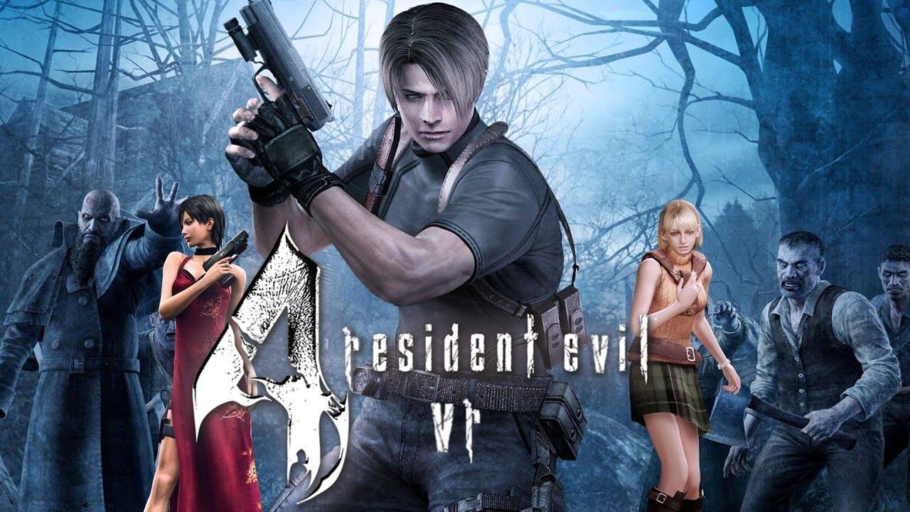 Resident Evil 4 VR kommt für die Oculus Quest 2