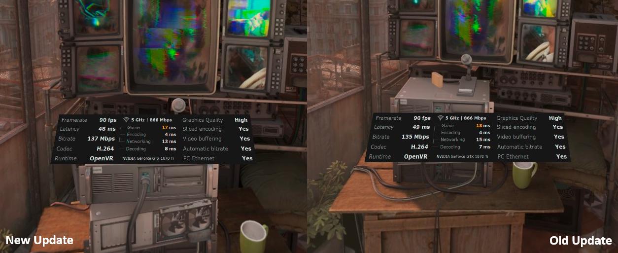Virtual Desktop war vor dem Update schon gut.