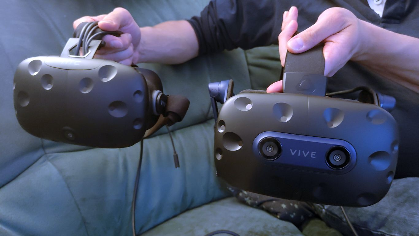 HTC Vive Pro 2 im Test – Der 5K-Herausforderer mit großem FoV (Update: Besseres Bild noch im Testzeitraum per Softwareupdate)
