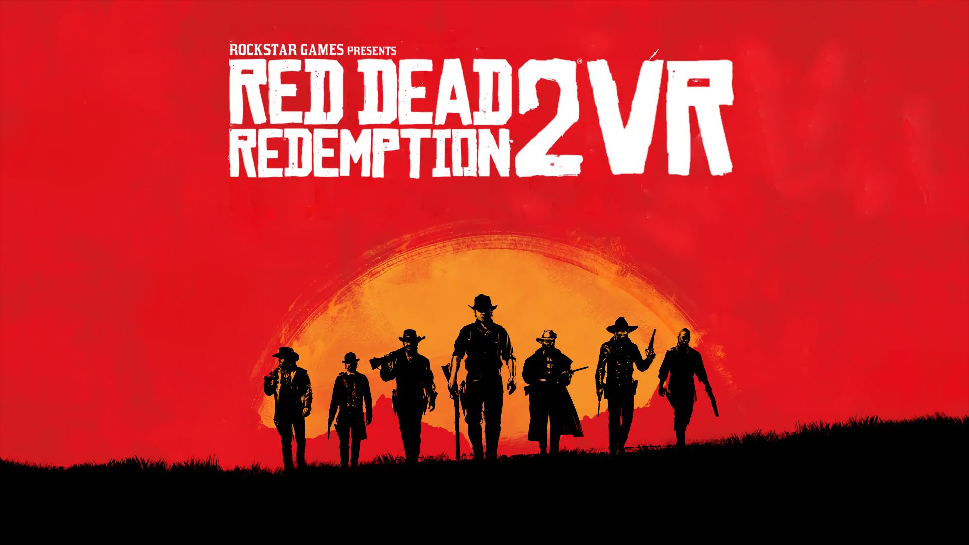 Red Dead Redemption 2 VR-Mod – vom Macher des GTA V VR-Mods