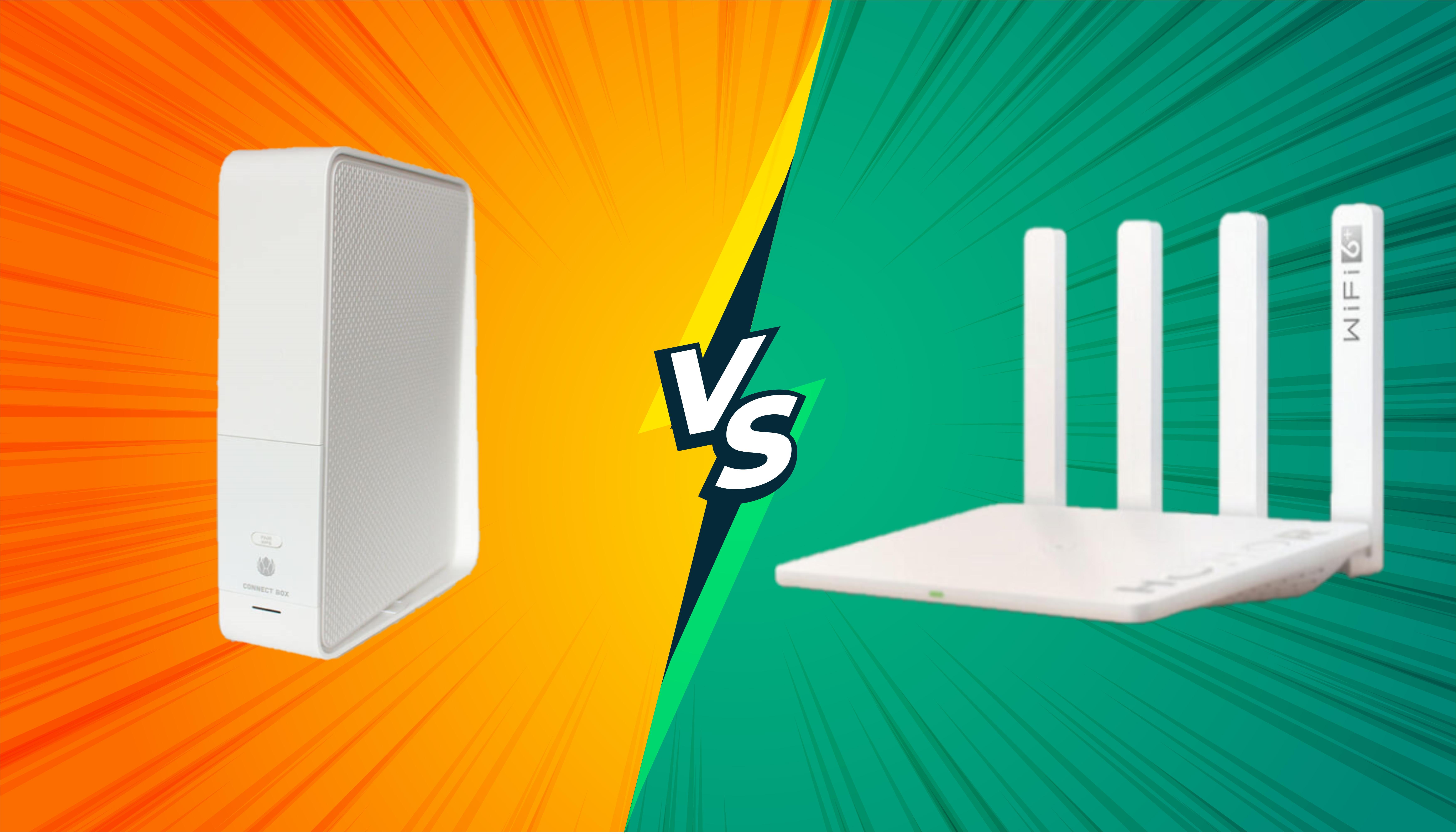 Standard Wi-Fi 5 Router vs. Honor 3 Wi-Fi 6 Router – Der große Vergleich mit der Quest 2 und Virtual Desktop