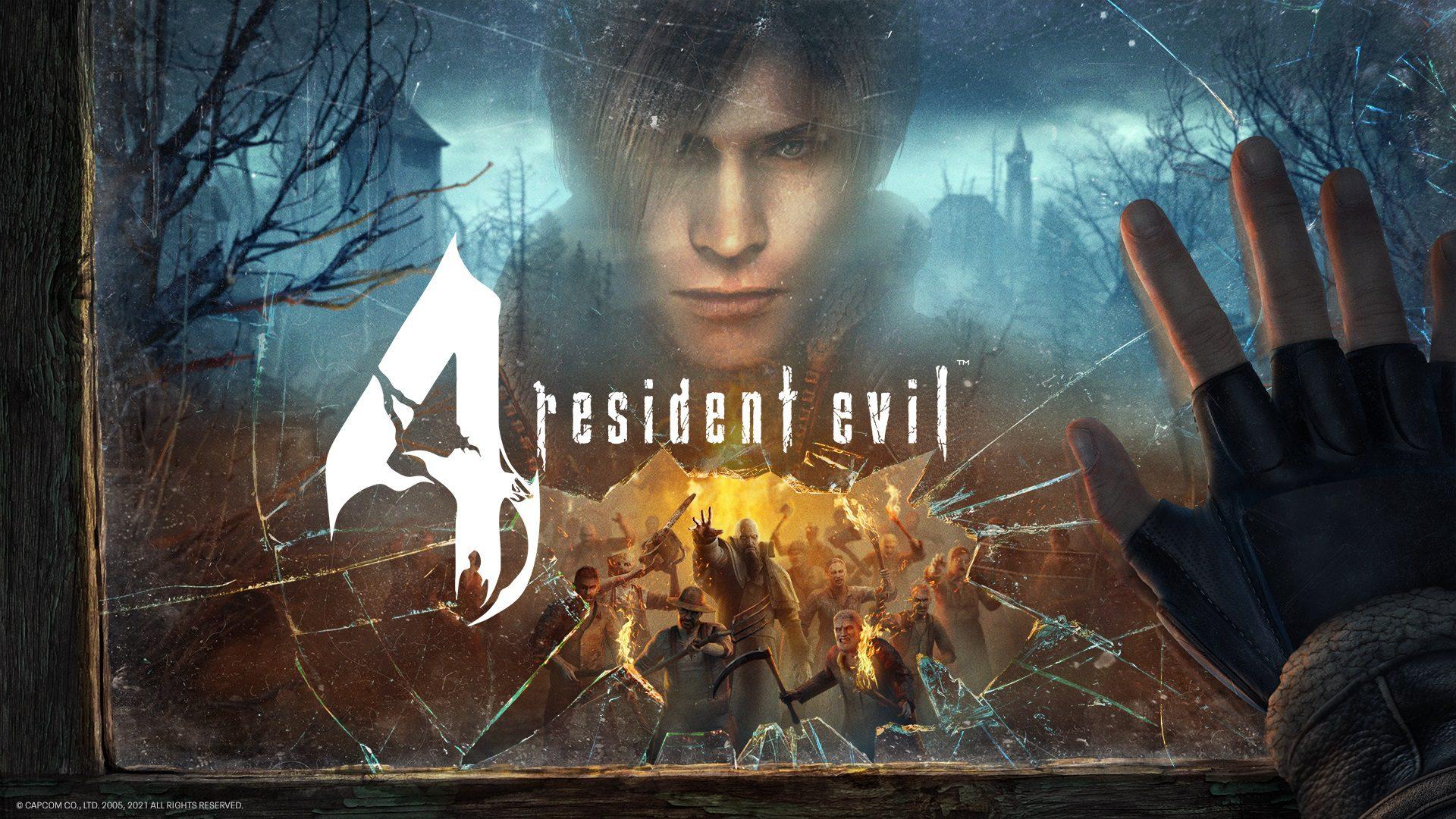 Resident Evil 4 VR erscheint im Oktober + neuer Gameplay-Trailer erschienen!