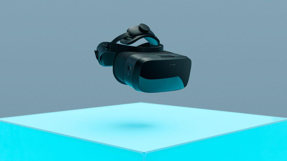 Varjo Aero – High End VR-Brille für den Konsumermarkt vorgestellt
