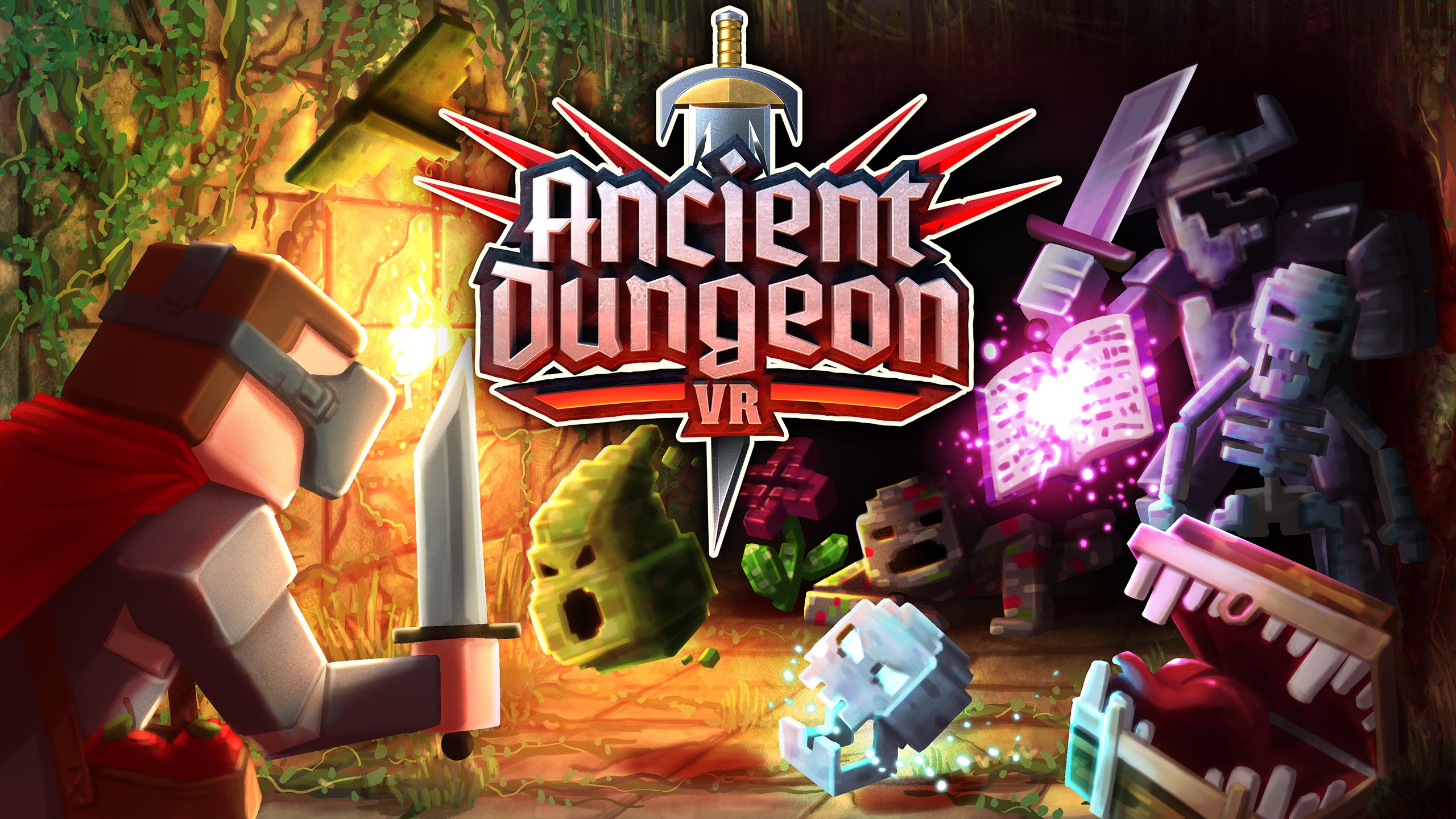 Ancient Dungeon VR kommt aus der Beta und erscheint auch offiziell auf Steam