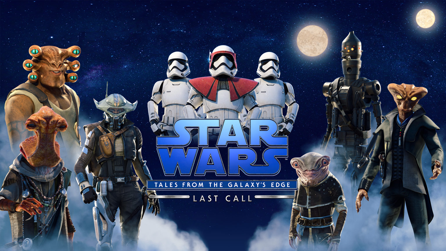"""Im Test: Star Wars – Tales from the Galaxys Edge """"Last Call"""" DLC (Ohne Spoiler)"""